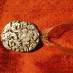 Ciondolo-China-Ovale-Floral