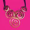 Collier spirali BR 0-W